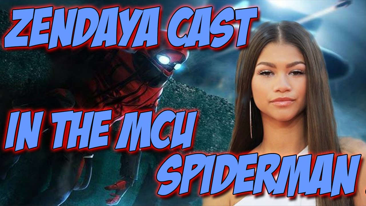 zendaya has been cast in lead role for spiderman homecoming !! - youtube
