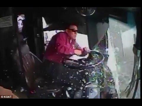 Аварии с фурами. Записи ДТП на видеорегистратор