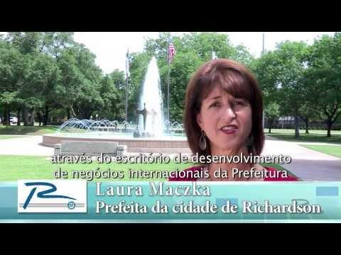 Richardson Texas O Corredor de Telecom Portuguese