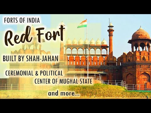 Forts Of India - Red Fort - Delhi - Ep # 26