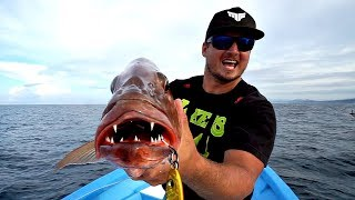 Catching the MOST SAVAGE Fish in the Ocean!!! (EPIC)