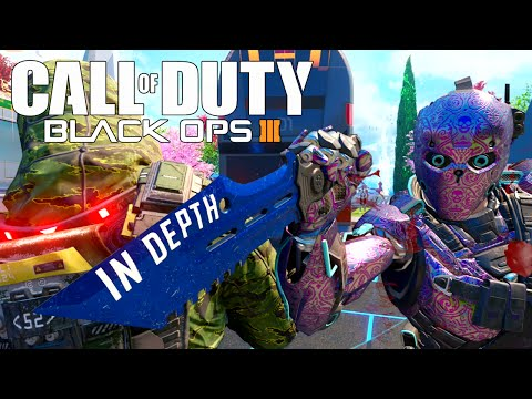 Black Ops 3: COMBAT KNIFE TO DARK MATTER! (Call of Duty: Black Ops 3 Multiplayer Gameplay PS4)
