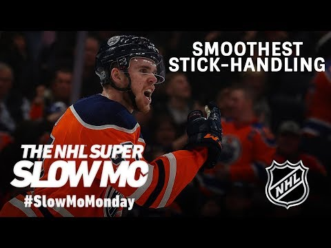 Super Slow Mo: Smoothest Stick-Handling