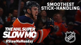 Super Slow Mo: Smoothest Stick-Handling
