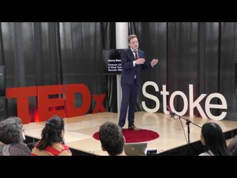 Forensic Linguistic Profiling & What Your Language Reveals About You | Harry Bradford | TEDxStoke