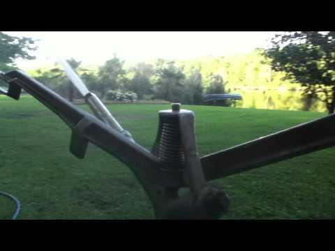 Rain Bird 808-TNT impact sprinkler