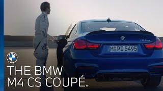 The BMW M4 CS Coupé   2017.
