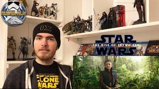 "Star Wars: The Rise Of Skywalker   ""Celebrate"" TV Spot REACTION and BREAKDOWN"