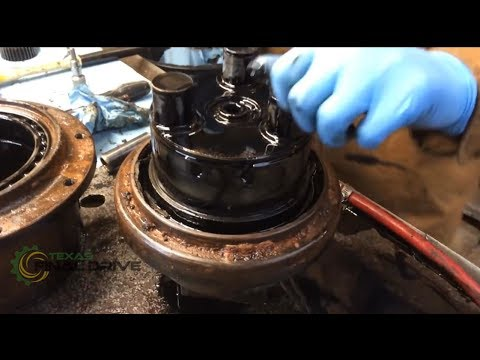 Disassembly Of Bobcat 331 Final Drive Youtube