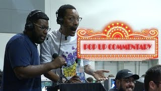 Pop Up Commentary | Mainstage 2019