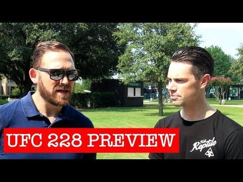 UFC 228 PREVIEW SHOW - DARREN TILL VS TYRON WOODLEY