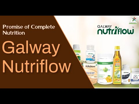 Galway Nutriflow: Promise of Complete Nutrition | Glaze Trading India  Pvt Ltd