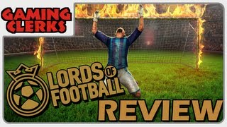 Lords of Football | Review / Testvideo