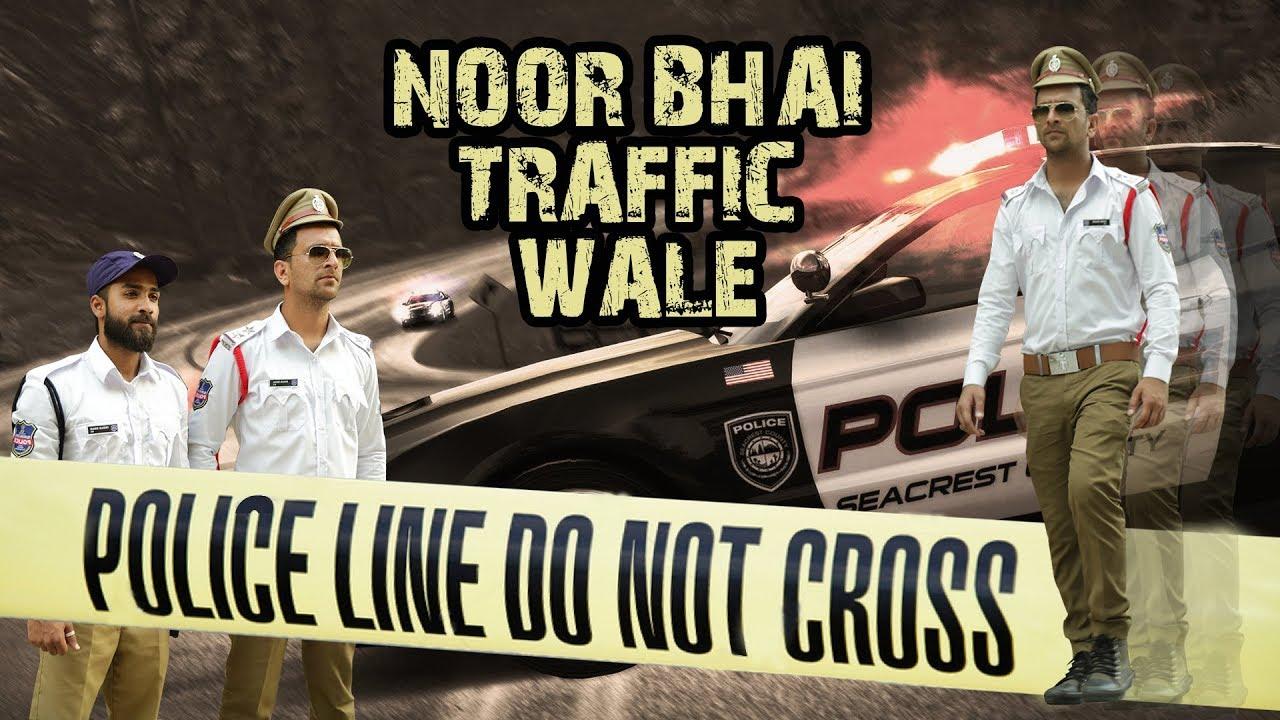 Noor Bhai Traffic Wale || It's Pure Hyderabadi Comedy || Shehbaaz Khan and Team
