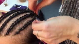 Брейды для сенегальских кос.