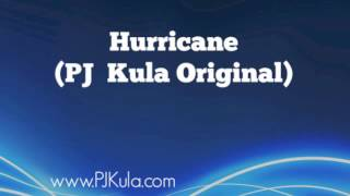 Hurricane Demo - Original Song by PJ Kula