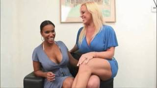 Repeat youtube video Hot Milfs Soleil and Alexis Golden
