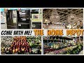 The Home Depot * Spring summer garden Home Ideas  * COME WITH ME 2019