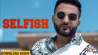 Selfish Mp3 Song Download Selfish Mp3 Song  Selfish Audio song Download
