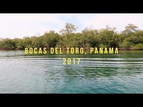 BOCAS DEL TORO 2017