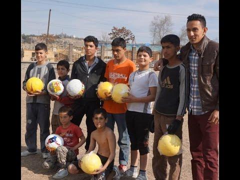 Dr. Subhan Hatifie visit to Afghanistan. Helping the Afghan Sporting Community