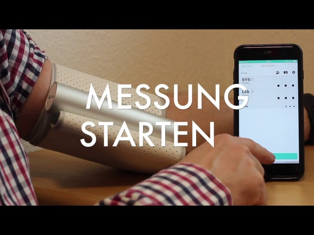 Withings BP 801 - Oberarm-Blutdruckmessgerät im Test