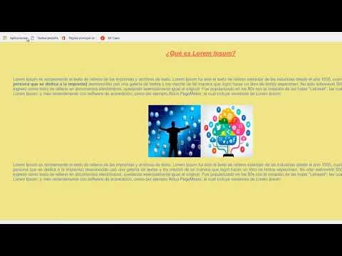 Insertar Imágenes Y Video En Html
