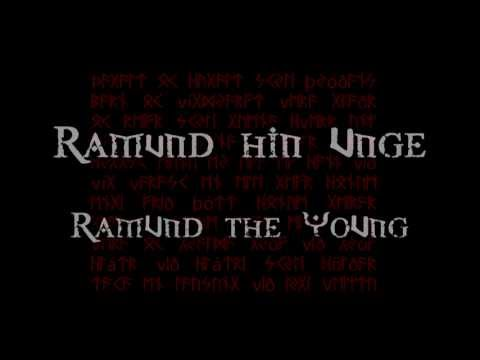 Týr - Ramund hin Unge (Lyrics & Translation)