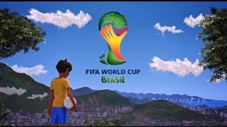 Repeat youtube video FIFA on YouTube gets you ready for Brazil...