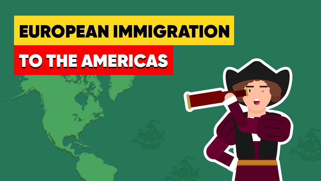 Download How did Europeans immigrate to the Americas?   Past to Future