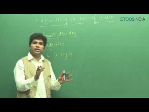 NEET I Biology I Human Health and Disease I Mohd. Asad Qureshi (MAQ) Sir From ETOOSINDIA.COM thumbnail