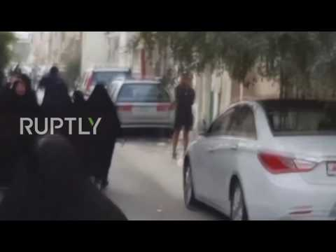 Bahrain: Protests erupt after 3 men accused of deadly 2014 bomb attack executed