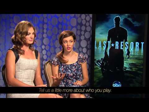 Last Resort  Daisy Betts and Autumn Reeser