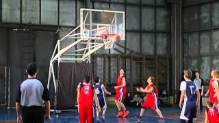 Баскетбол  ВЮБЛ хлопці  Київ   Ужгород