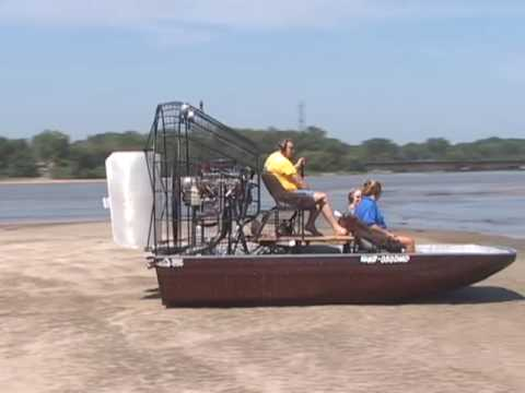 Whitetail Airboat