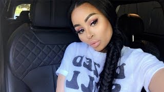 Blac Chyna DISSING Her Baby Fathers On Fathers Day