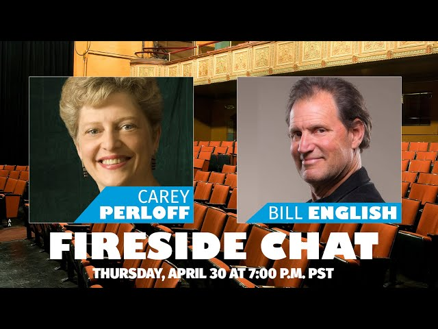 Empathy Gym Fireside Chats | Carey Perloff