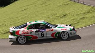 Assetto Corsa - Gameplay ITA - T300 + TH8A - Toyota Celica + Trento Bondone