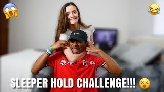 CouplesChannel #ChallengeVideo #Couples In today's video we decided to do a part 2 of the Sleeper Hold Challenge! We hope you all enjoy, if you do make ...