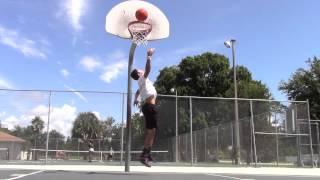 "6'0"" Isaiah Rivera Raw Dunk Footage Video"