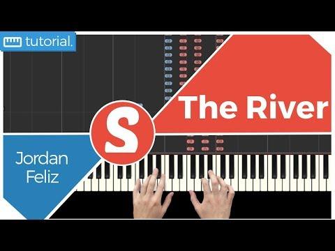 "How to play ""THE RIVER"" by Jordan Feliz | Smart Gospel Piano"