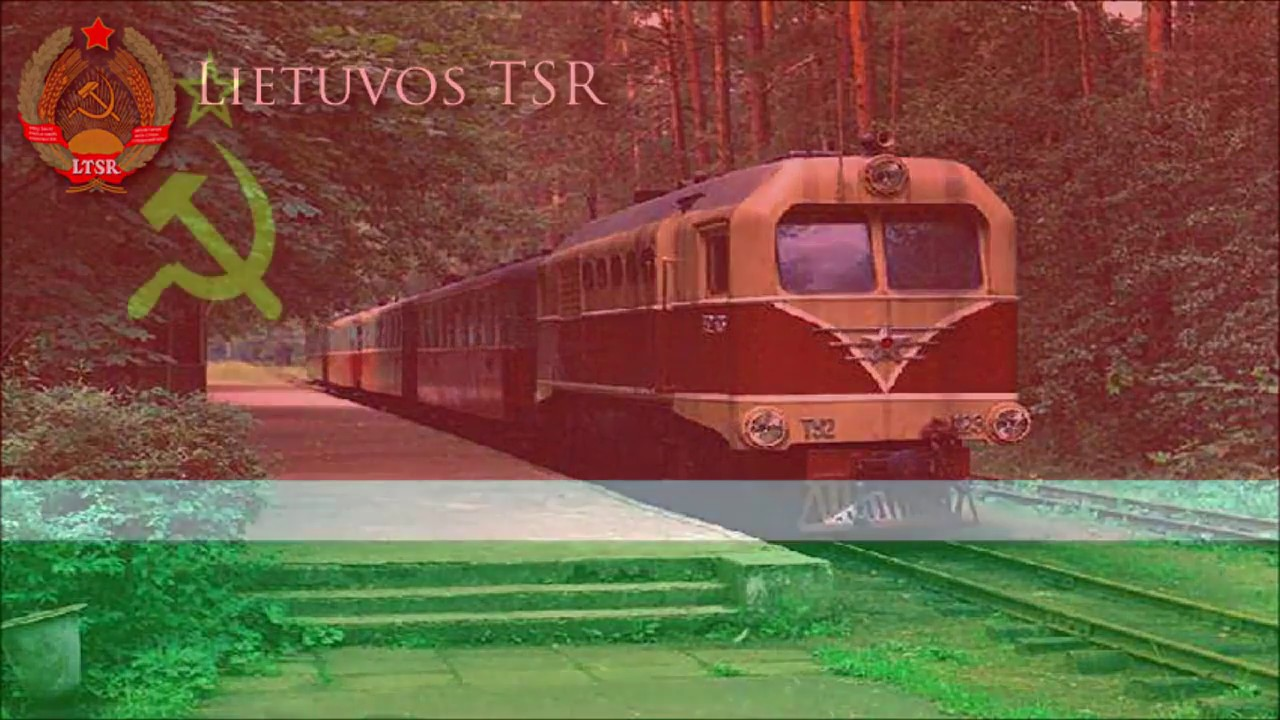 National Anthem of the Lithuanian SSR (1950-1991)-
