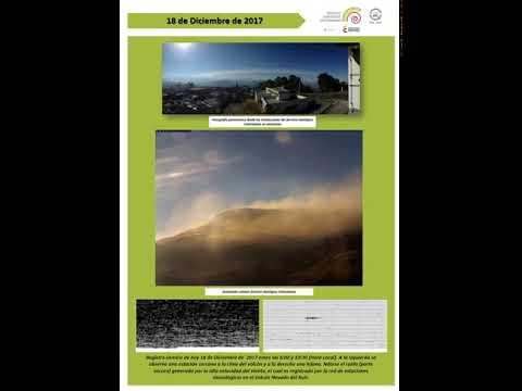 Nota columna de gases y vapor VNR 2017 /12/ 18