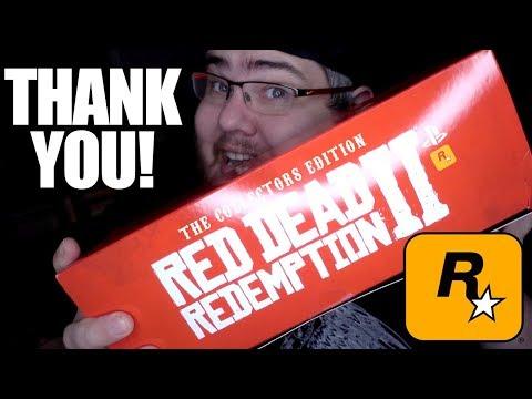 Rockstar Games sent me a huge surprise...