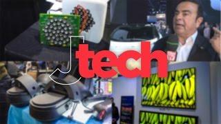 Robots, Téléviseurs, objets connectés : la bataille se durcit au CES 2017 (Jtech 303)