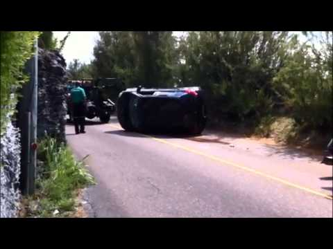 Crashed Car Removed June 12 2014