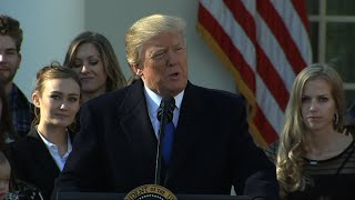 """Trump: """"We Will Always Defend"""" the Right to Life"""