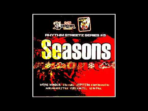 Season Riddim Mix ( Don Corleon Records ) - Mixed By Dj Dallar Coin - Reggae Vibes 2018