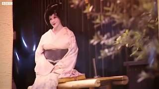 The first Australian Geisha girl