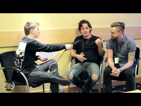 CRASH DOUBT | Hit The Deck | Thomas Ian Nicholas Band Interview